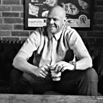 Tom Kerridge at the Hand and Flowers.