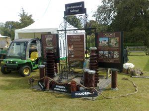 LASSCO at Start Event, Kew Gardens
