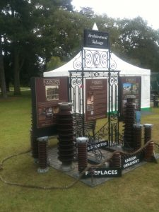 LASSCO at the Kew Gardens START Event