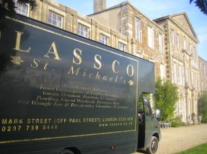The LASSCO van