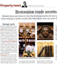 Country Life's Restoration Trade Secrets ed by Arabella Youens