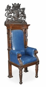 Mayoral Chair