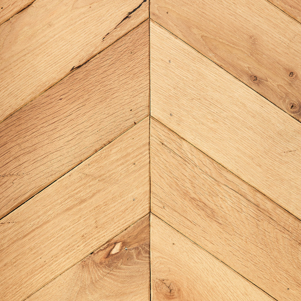 Carpathian Oak Chevron Parquet-115850