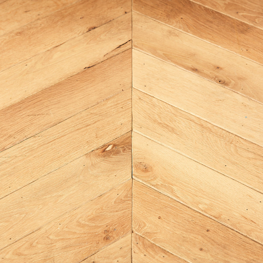 Carpathian Oak Chevron Parquet-115852