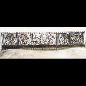 Orleans House railing