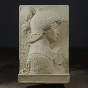 Scipio Africanus plaque