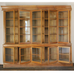 Caird Oak Library Bookcases