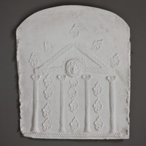 sarcophagus panel