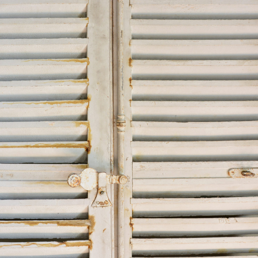 Pair of large window shutters-89862