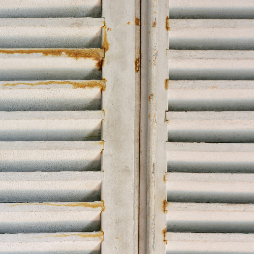Pair of large window shutters-89857