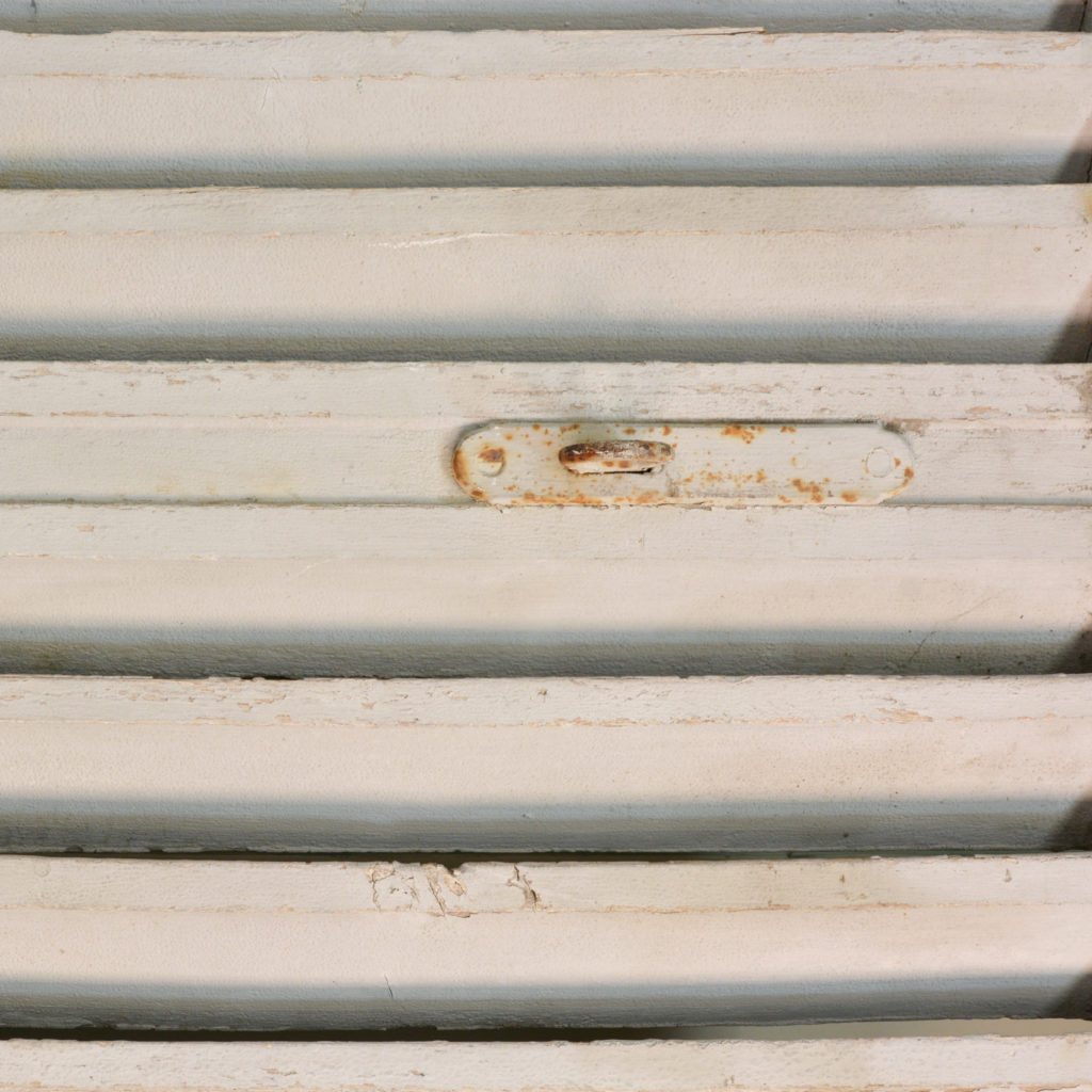 Pair of large window shutters-89865