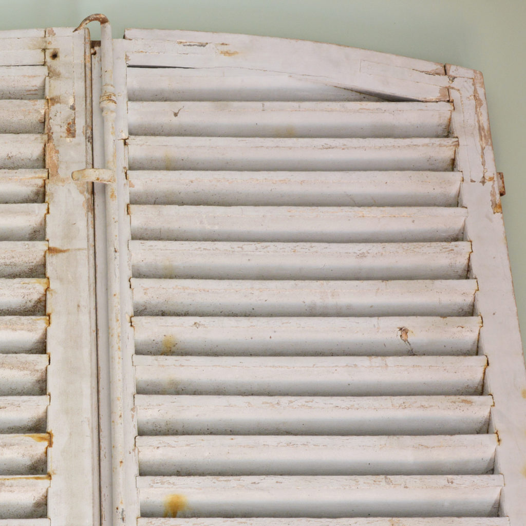 Pair of large window shutters-89863