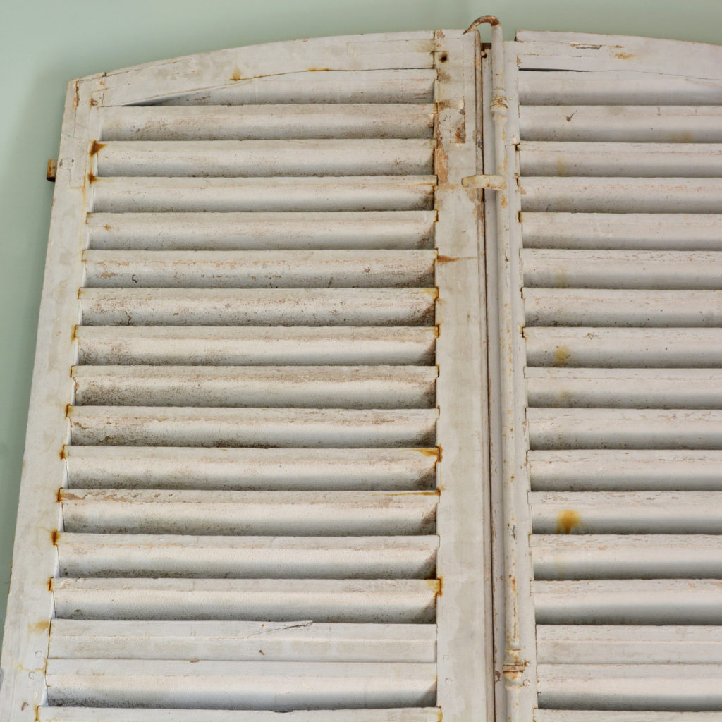 Pair of large window shutters-89858