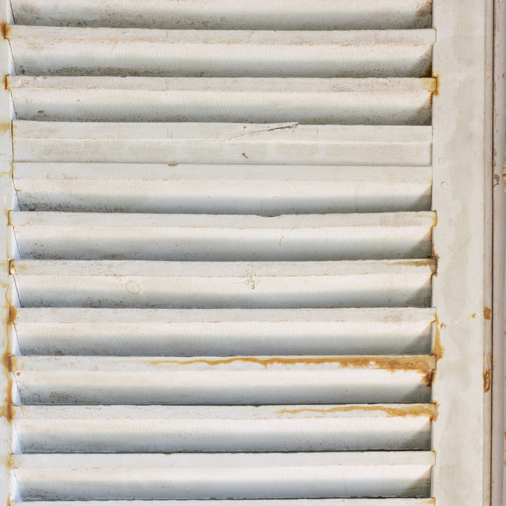 Pair of large window shutters-89864