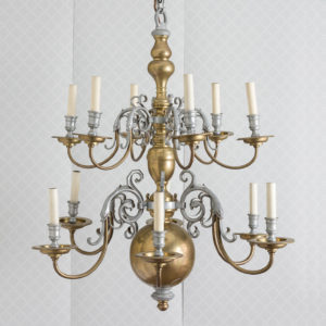 Dutch style chandelier-0