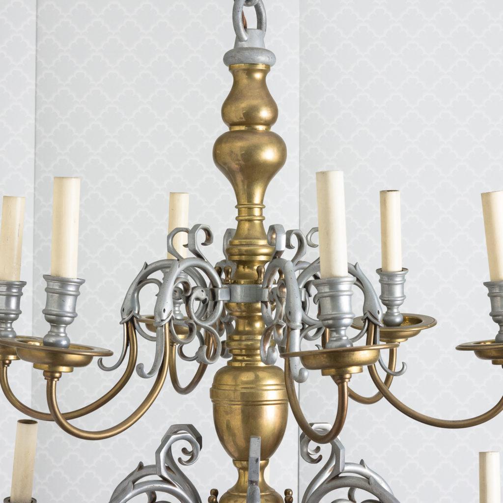 Dutch style chandelier-115024