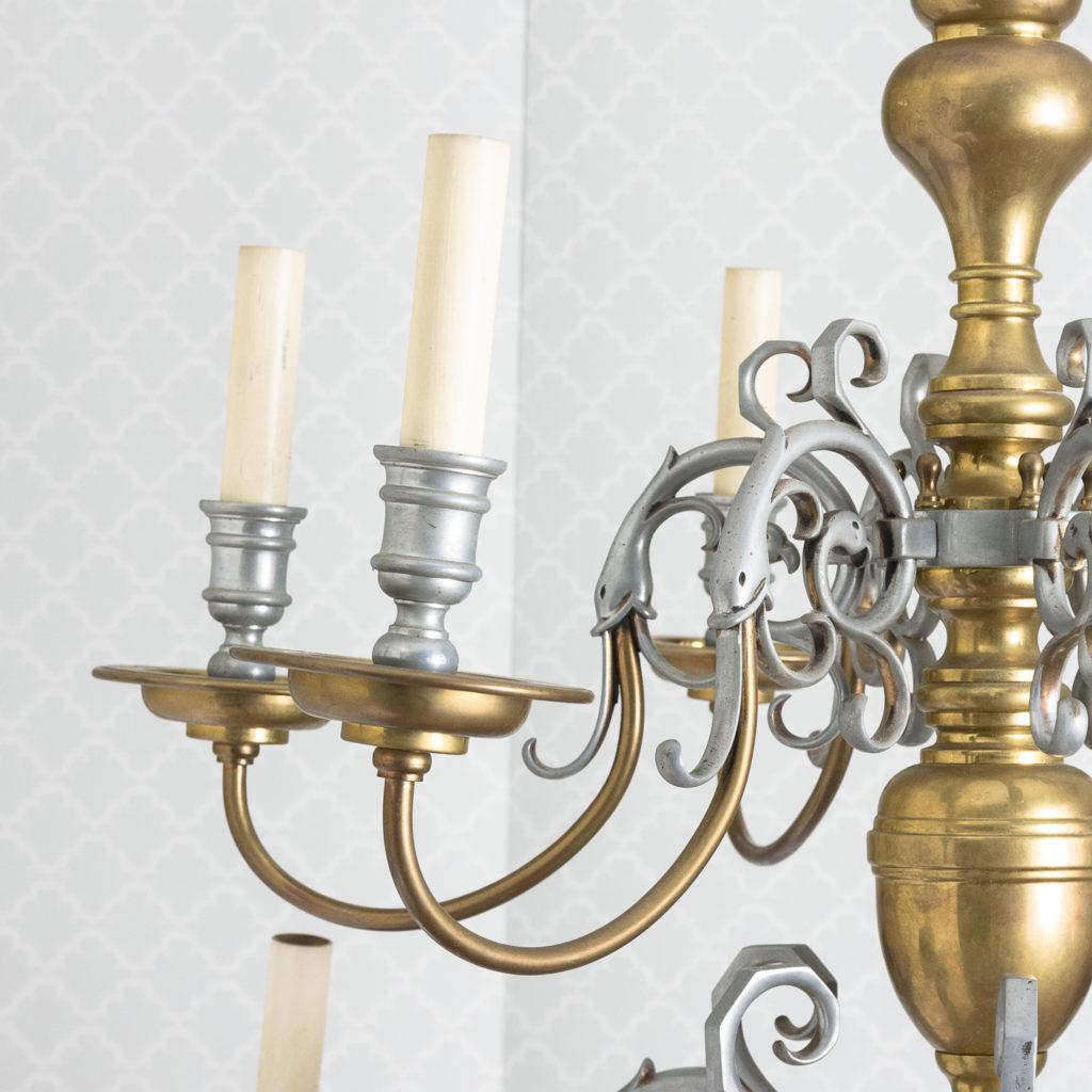 Dutch style chandelier-115029