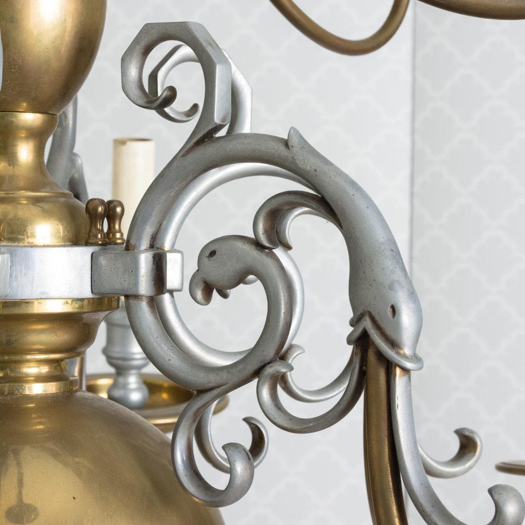 Dutch style chandelier-115022