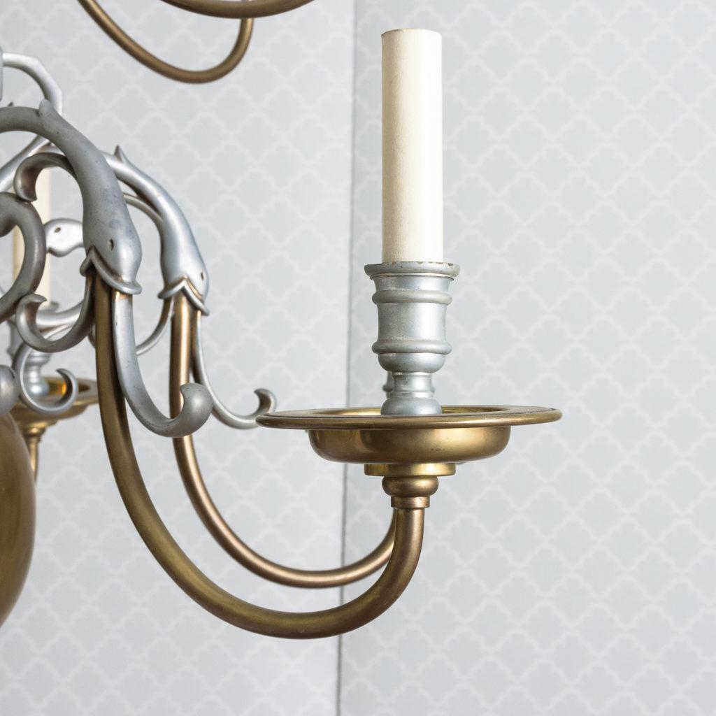 Dutch style chandelier-115020