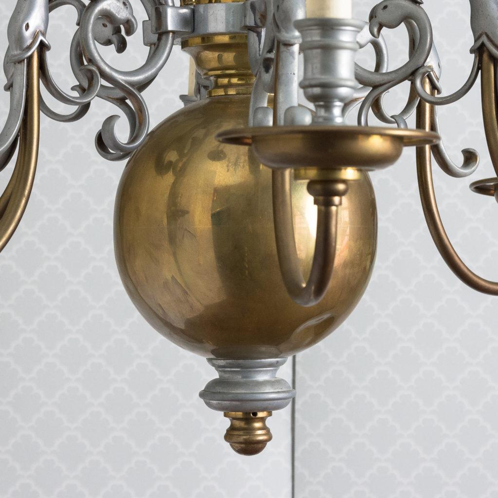 Dutch style chandelier-115028