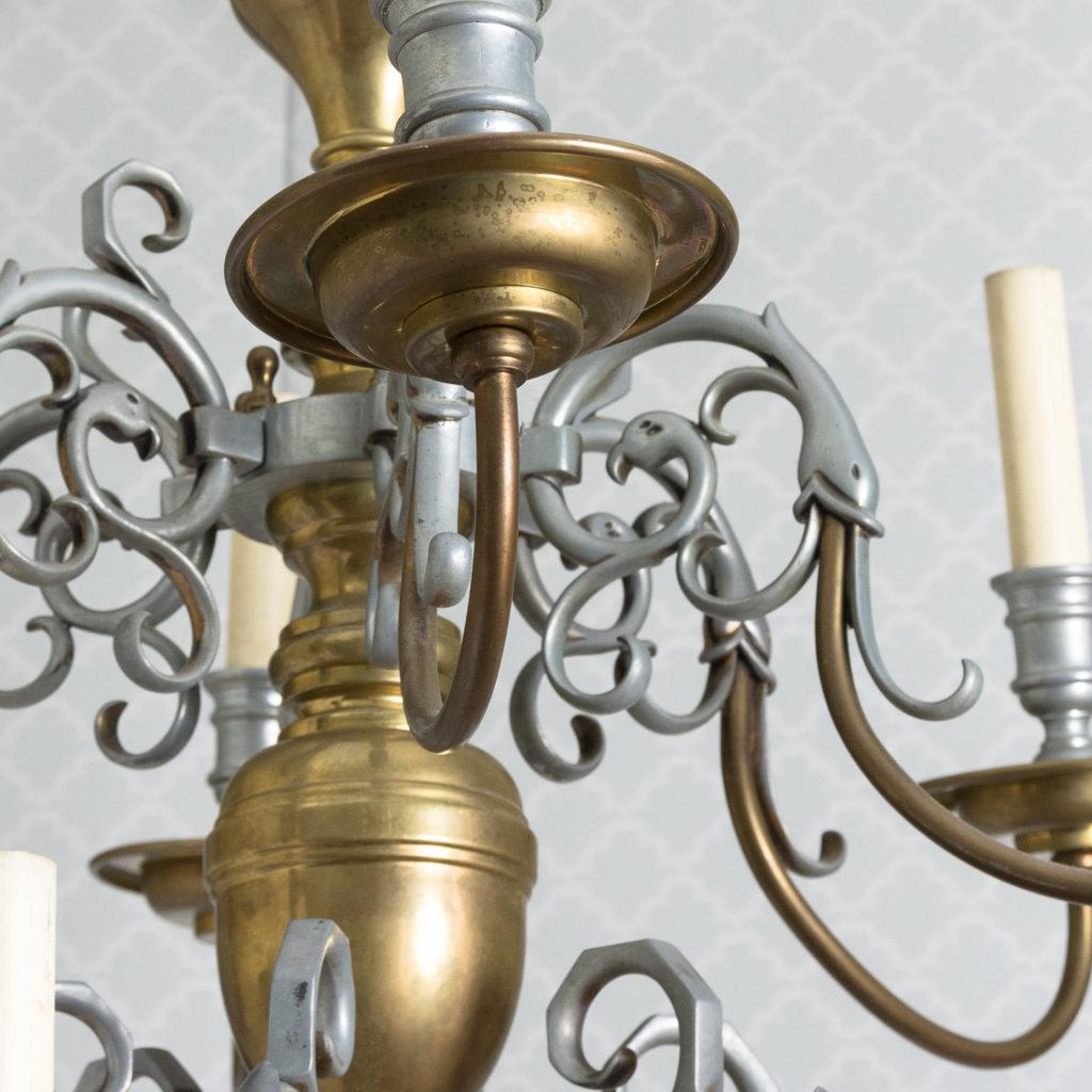 Dutch style chandelier-115027