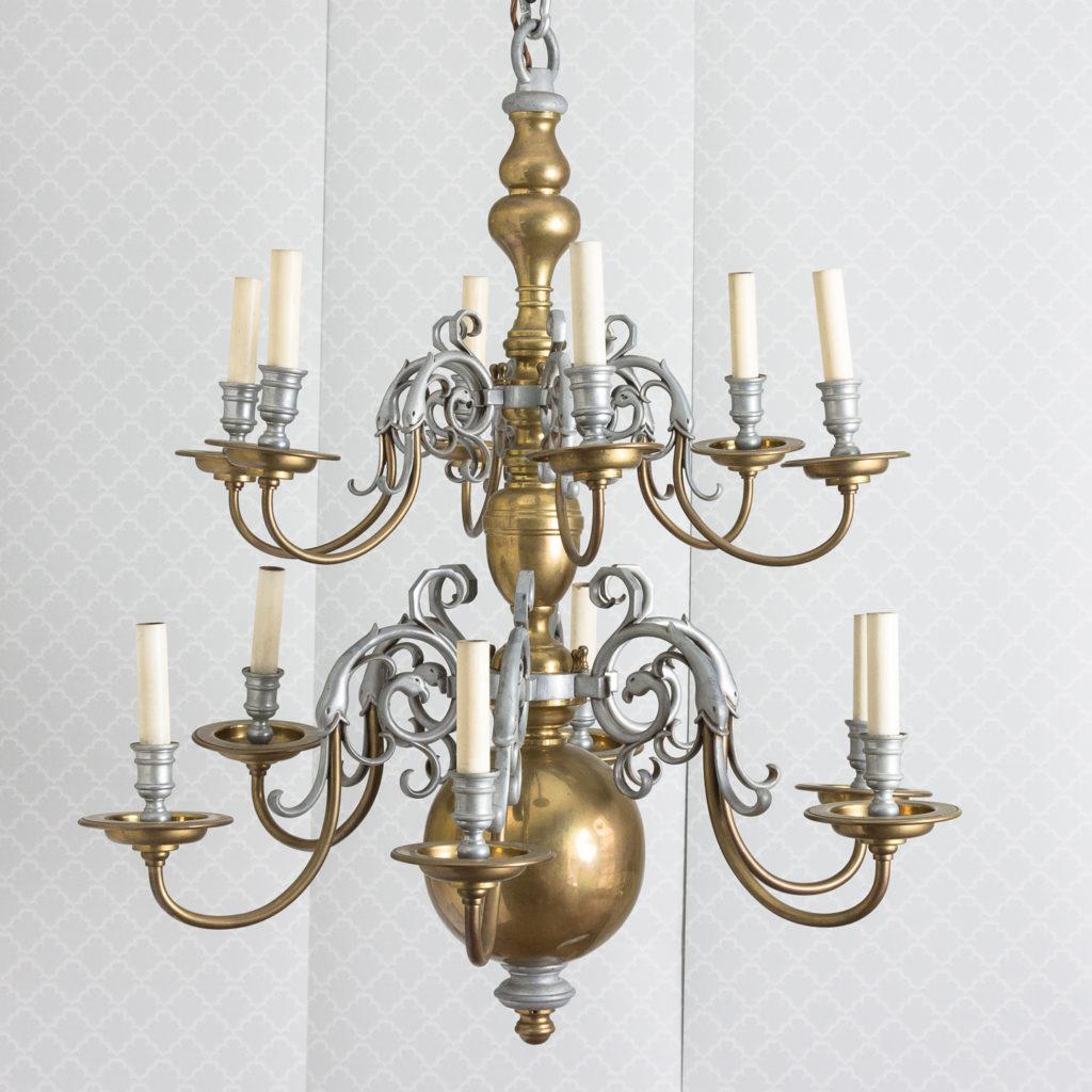 Dutch style chandelier-115026