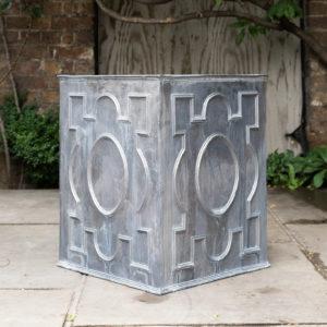 English lead cistern