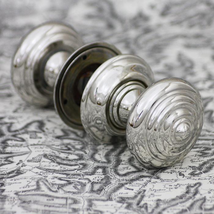 Regency door knobs