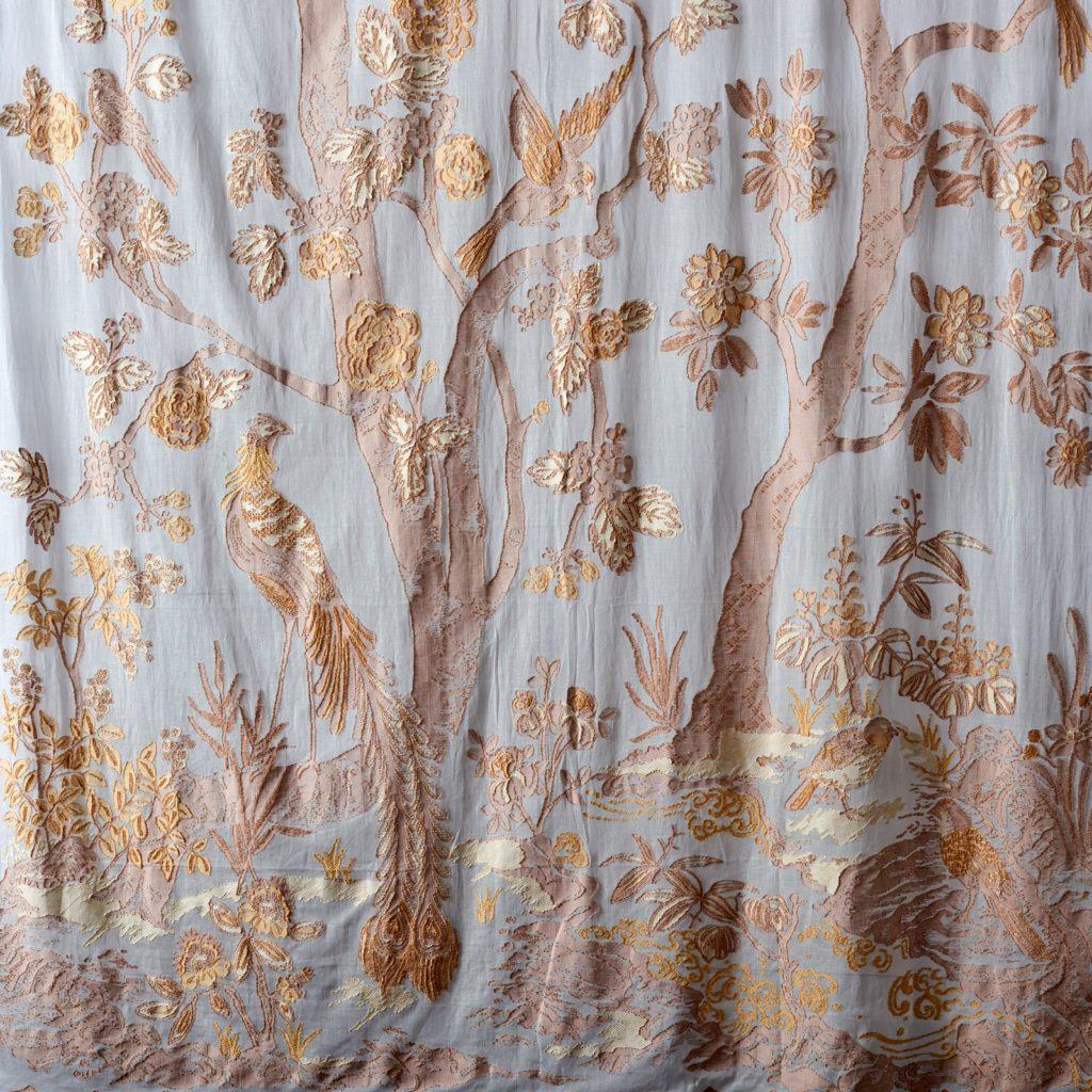 Brunswick lace panel-96992