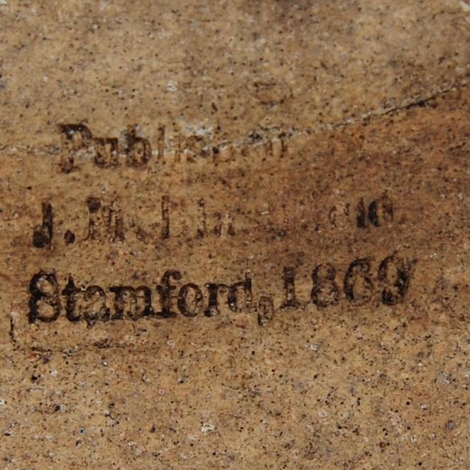 Blashfield stamp