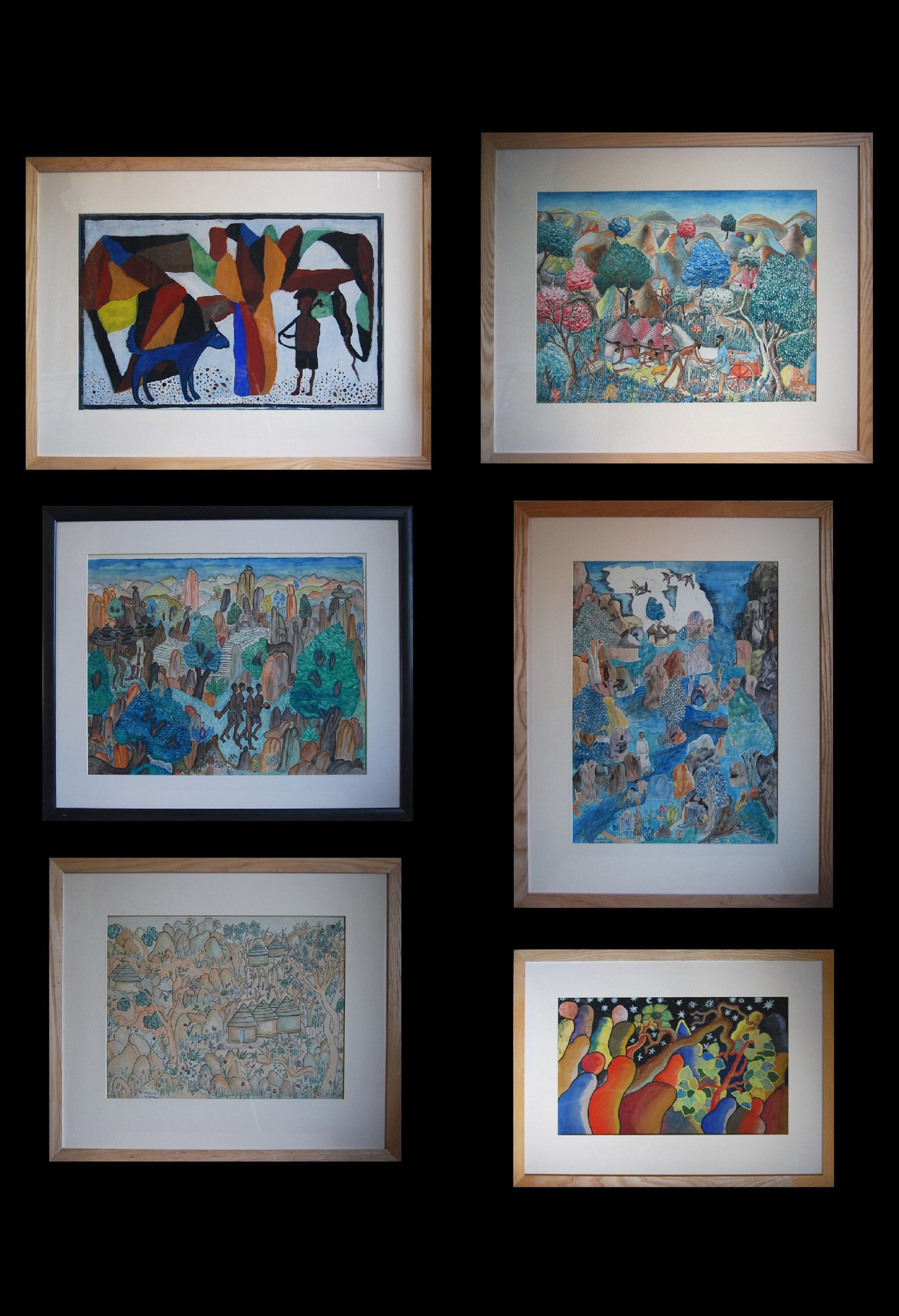 The Cyrene paintings-0