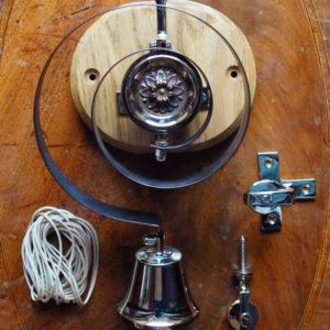 A Servant's signal bell, -0