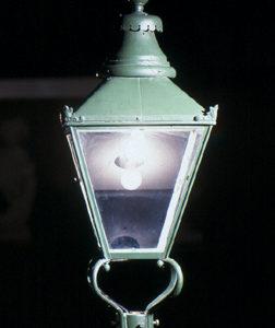 Copper Winsor lantern