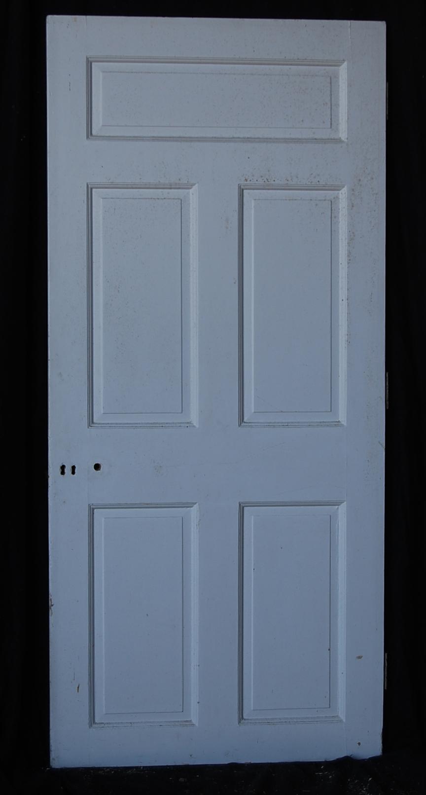 five panel oak door