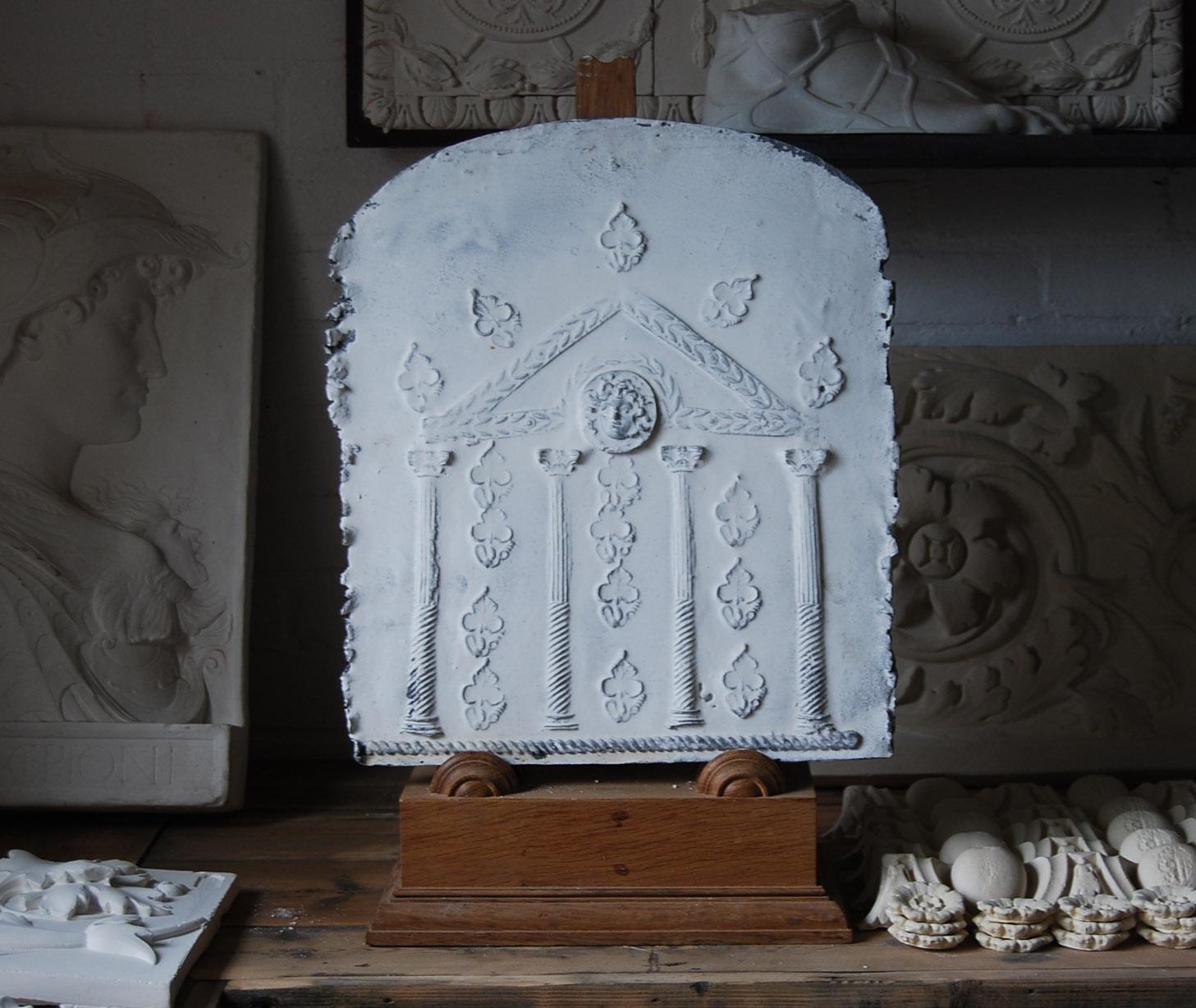 sarcophagus panel