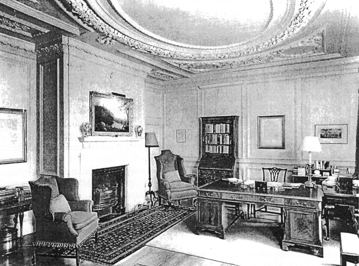 The Amen House pine Panelled Room-0