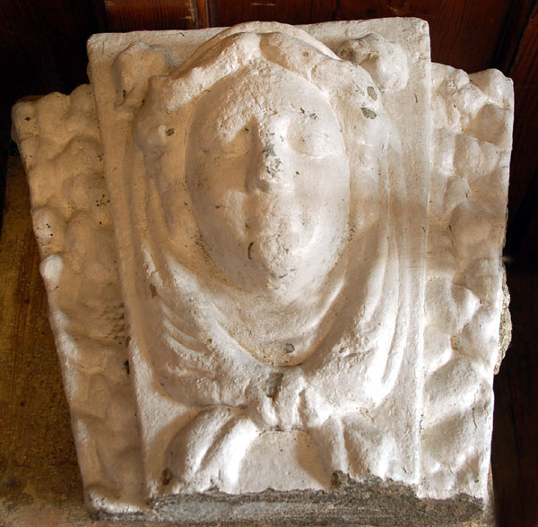 A composition stone keystone-0