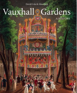 Vauxhall Gardens: A History (Paul Mellon Centre for Studies in British Art)-0