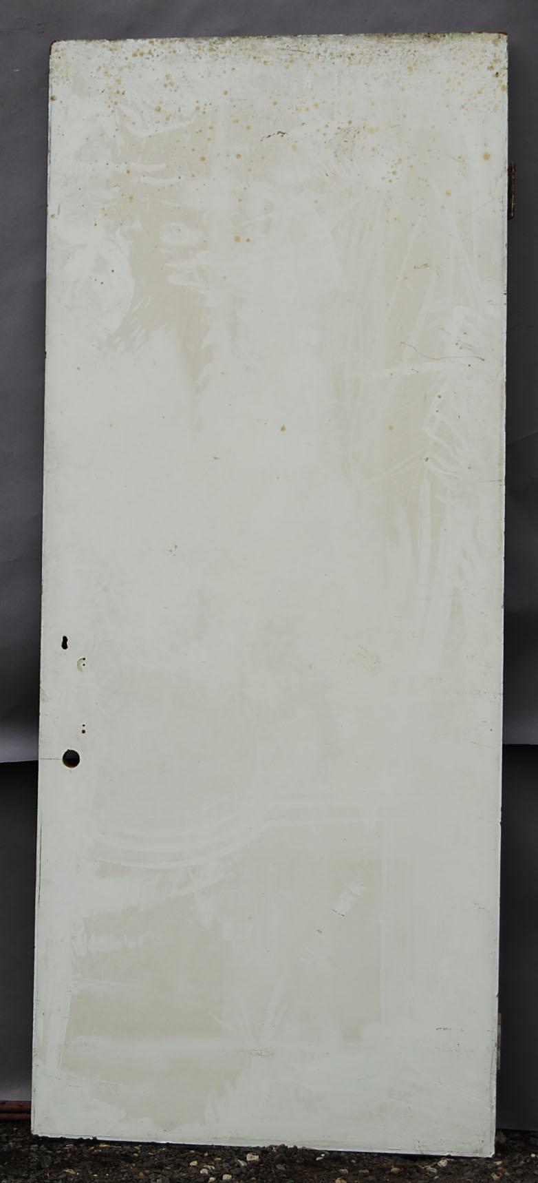 A pine six panel door-74823