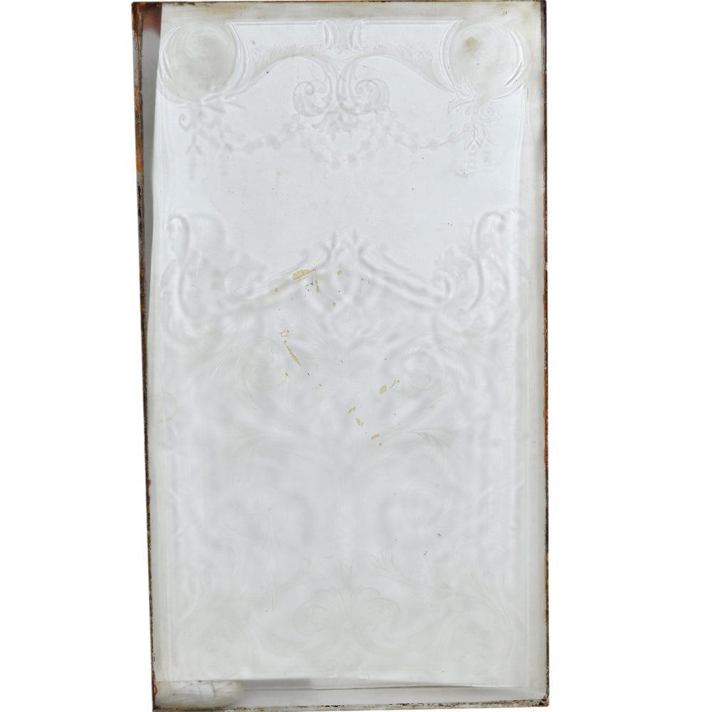 An exceptional collection of late nineteenth century pub mirrors and etched and bevelled glass-79617