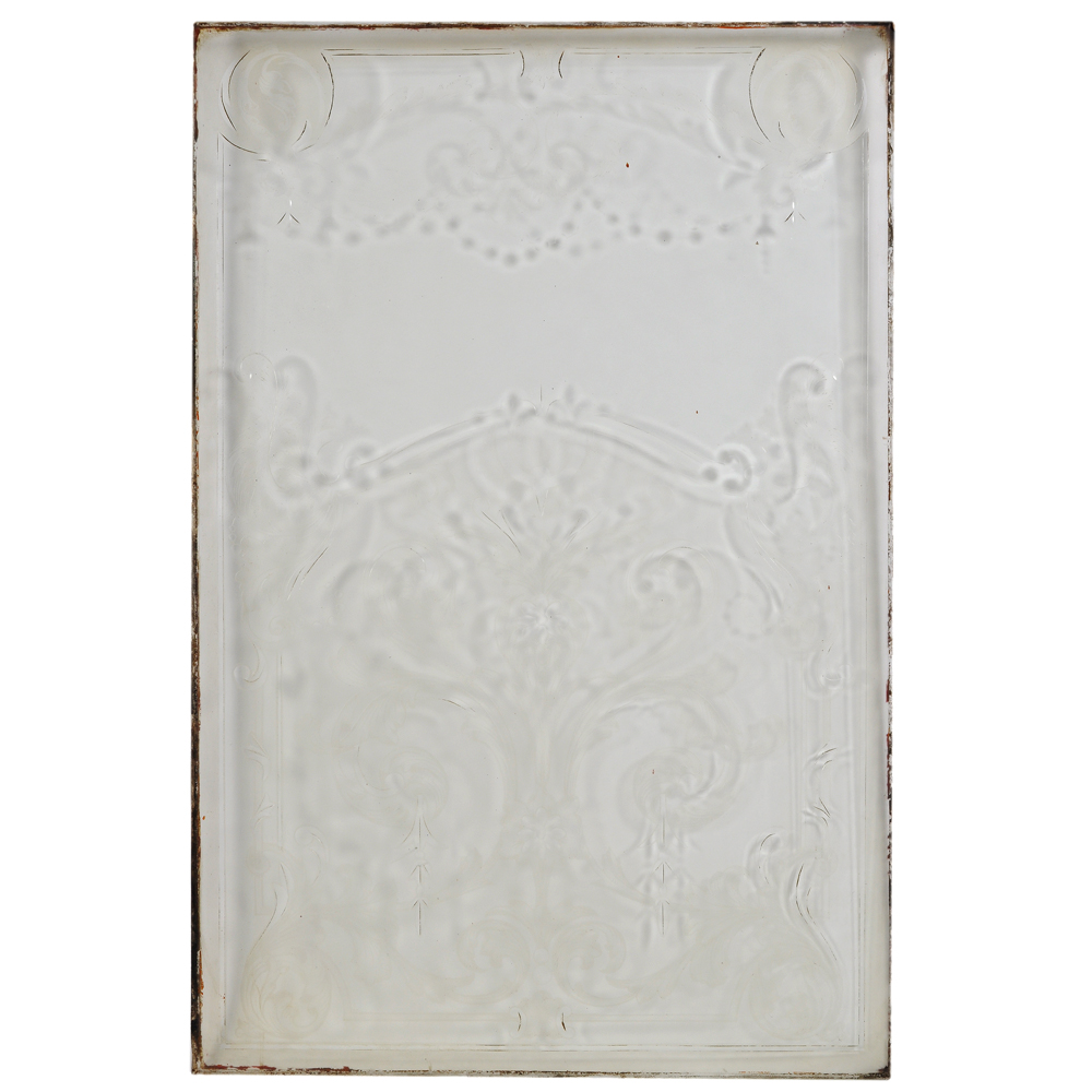 An exceptional collection of late nineteenth century pub mirrors and etched and bevelled glass-79620