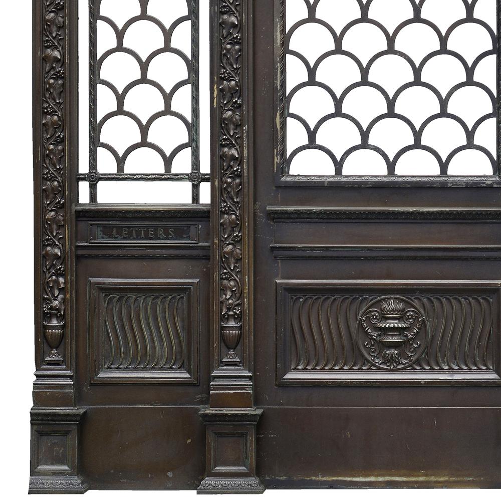 The Empire House bronze doorway-80315