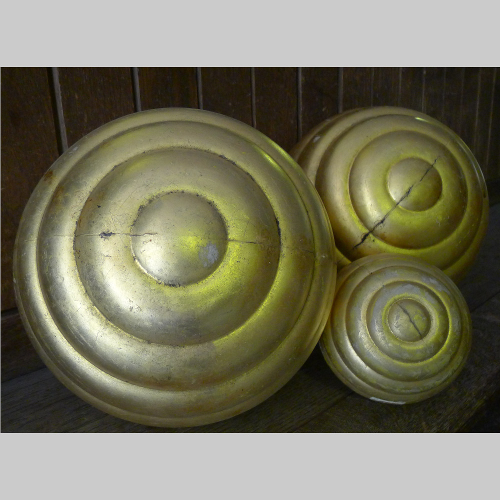 Sea Containers House decorative globes-80079