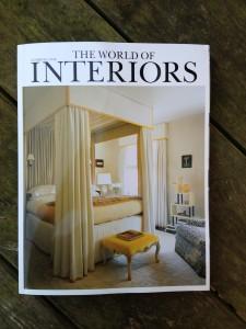 World of Interiors October 2013