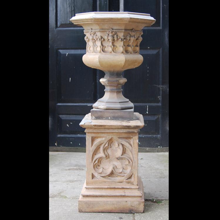 Pulham urn side 4