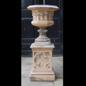 Pulham urn side 1
