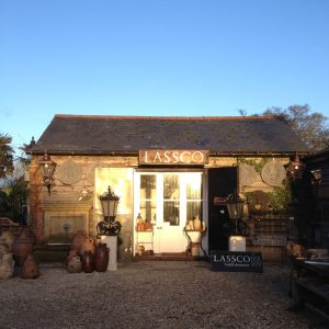 The Coach House at LASSCO Three Pigeons