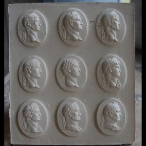 Nine Emperors