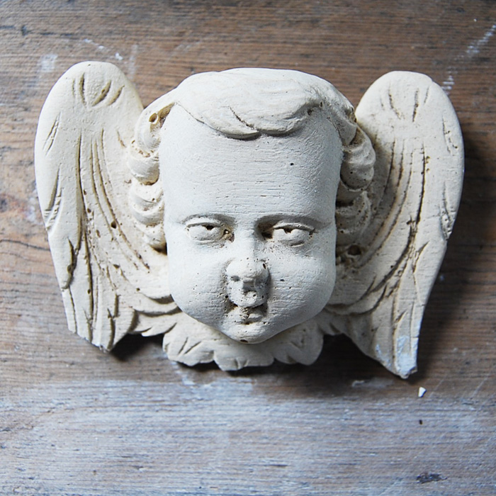 Hawksmoor Winged Cherub