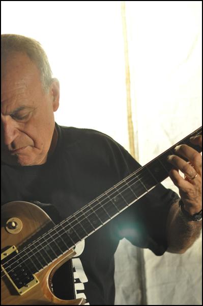 Woolwich Ferry Guitar 2